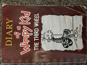 Diary of a Wimpy Kid: Volume 7 for sale