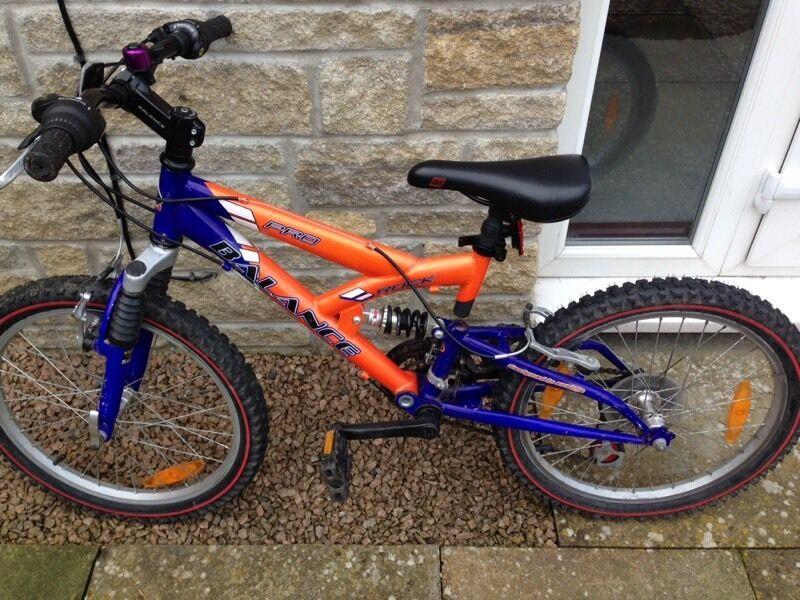 Balance Pro Rock Mountain Bike In Oldmeldrum Aberdeenshire