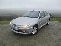 Peugeot 306 1.9D ( a/c ) 2001MY LX