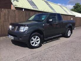 Nissan Navara King Cab 2.5dCi Pickup Outlaw..2 OWNERS..FULL HISTORY..