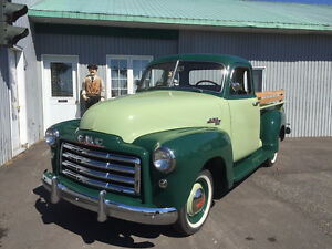 GMC Pick-Up 1952