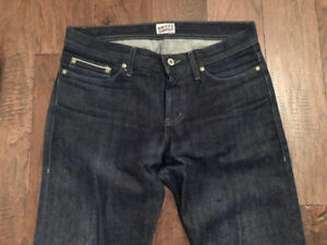Naked & Famous Weird Guy Jeans - Indigo Selvedge - Size 30