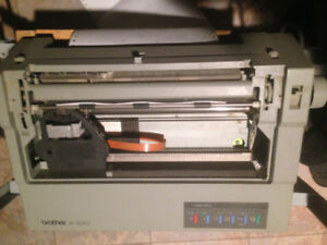 Brother XL 500 Dot Matrix Printer + Paper + Stand  Oshawa