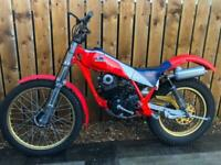 HONDA TLR 250 TWIN SHOCK TRIALS ALL FRAME MODS DONE BARGAIN £3995 ONO PX 200