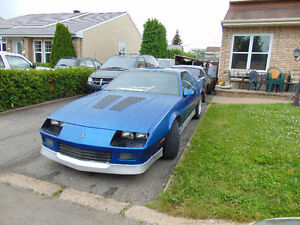 1987 camaro z28 clean inter automatic 350r4 engine 305 HO 240000