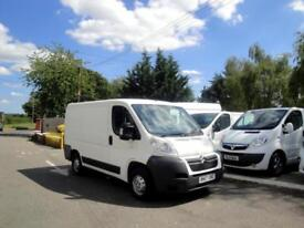 2007 CITROEN RELAY 2.2 HDI H1 SWB [100] Panel Van 67000 Miles NO VAT