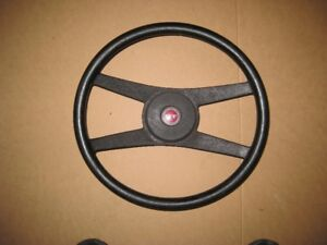 70's GM Steering Wheel