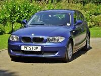 BMW 1 Series 118d 2.0 ES 5dr DIESEL MANUAL 2011/11