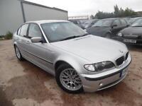 BMW 320D TURBO DIESEL ES 150 BHP 12 MONTHS MOT
