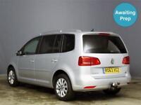 2013 VOLKSWAGEN TOURAN 2.0 TDI BlueMotion Tech Sport 5dr MPV 7 Seats