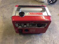 Honda e300 generator in excellent condition Vingage 1965