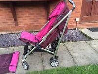 Mamas & papas frankie pushchair stroller