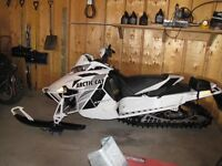 2013 XF 800 Sno Pro Limited