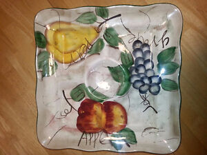 Serving Platter and Pitcher Set - Raquel Breane