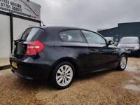 2008 08 BMW 1 SERIES 1.6 116I ES 3D 121 BHP