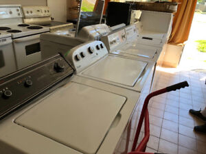 Tons of NEW and USED appliances