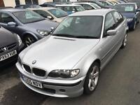 BMW 318 2.0 i ES SALOON 4DR 05/05