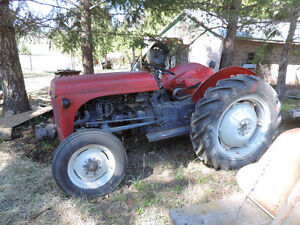1960's Ford 9L tractor for sale