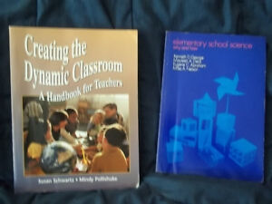 Two Resource Books for Sale