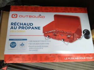 Camping stove / Réchaud pour camping