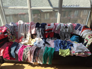 Girls clothes 18-24 months.  $50 for all!