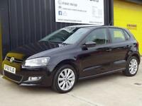 2010 (60) Volkswagen Polo 1.4 SEL 5dr