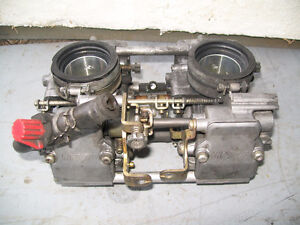 Ski Doo Carburetor kit c/w warmer for Rev 800 H.O.