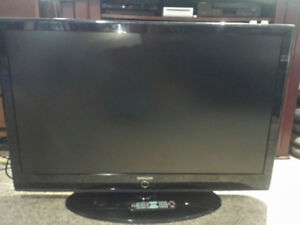 SAMSUNG 46'' LCD 1080p/GOOD COND/PERFECT PIC./ANTENNA REMOTE