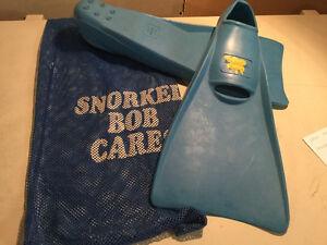 Fins, Snorkel Bobs Size 9 -10