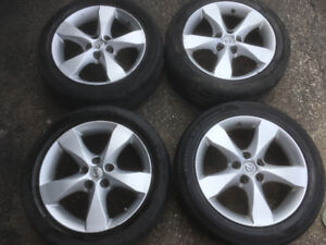 Nissan Altima Rims and tires