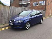 2006 Seat Altea 1.9 TDI Reference ONLY 48,000 MILES F.S.H Diesel
