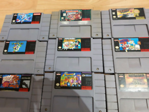 SUPER NINTENDO, AUGMENTE TA COLLECTION