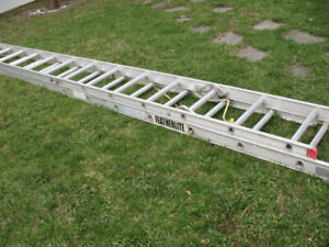 28 Foot Aluminum Extension Ladder