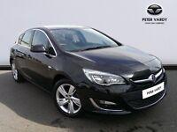 Vauxhall Astra SRI 2014-10-22