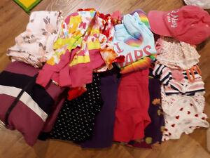 5T girl clothing and shoes sz 12, 13 - Excellent condition