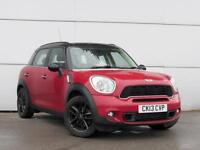 2013 MINI COUNTRYMAN 2.0 Cooper S D Parksensors Bluetooth 1 Owner