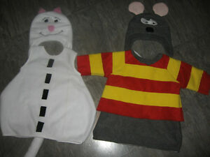 New Toopy and Binoo Costumes
