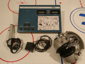 Audiometer Madsen DSA 84 Hearing Test