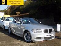 2009 09 BMW 1 SERIES 2.0 120D M SPORT 2D 175 BHP DIESEL