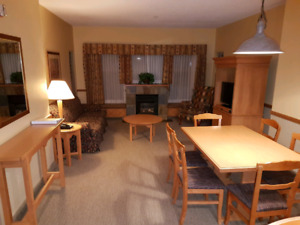 2BR Canmore Condo for Rent - 1st Week of July - Canada Day!