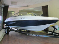 SAVE $4000!! NEW NON-CURRANT 18 FT. CARAVELLE BOWRIDER