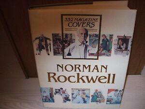 Norman Rockwell's - 332 Magazine Covers