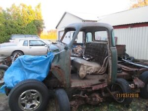1954 GMC/ Chevrolet 5 window truck project or parts