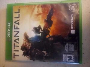 Titan Fall 1.   15$