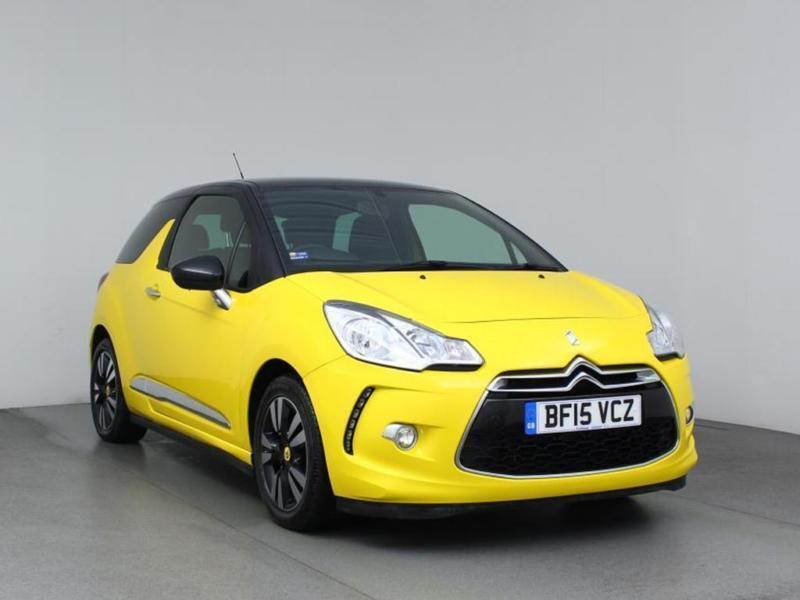 2015 CITROEN DS3 1.6 e HDi Airdream DStyle 3dr [91g km]