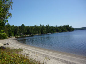 Résidence bords de l'eau Lac Mégantic
