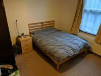 Acton/ Ealing Common - W3 - Double bedroom with fortnightly cleaner