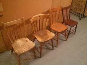 Amherst - Assorted dining chairs