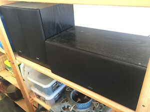 Energy Reference Connoisseur Home Theatre Speakers