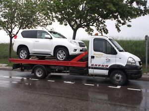 Towing remorquage dépannage Scrap